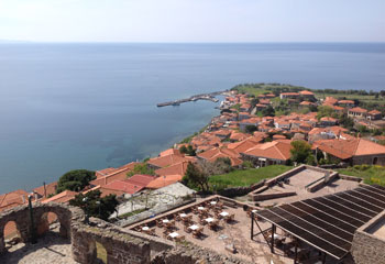 View from Molyvos